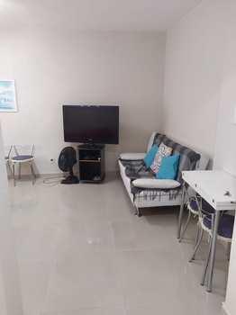 Apartamento, código 54744685 em São Vicente, bairro Centro