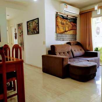 Apartamento em São Vicente, bairro Boa Vista