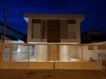 Casa de Condomínio, código 54744987 em São Vicente, bairro Esplanada dos Barreiros