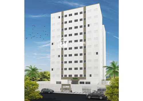 Apartamento, código 1900014454 em Praia Grande, bairro Ocian