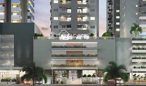 Apartamento, código 1900014459 em Praia Grande, bairro Boqueirão