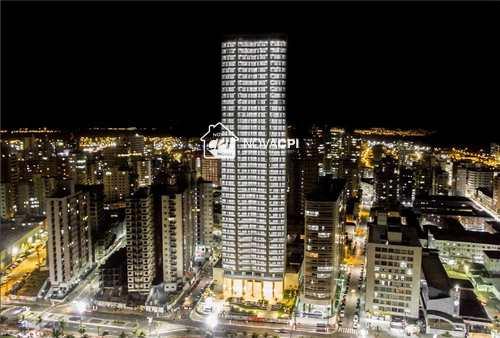 Apartamento, código 1900014494 em Praia Grande, bairro Boqueirão