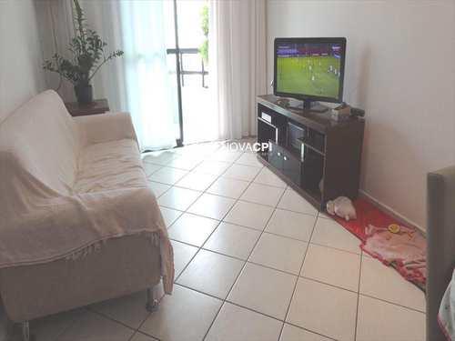 Apartamento, código AP5236 em Praia Grande, bairro Guilhermina