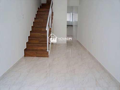 Casa, código CA0782 em Praia Grande, bairro Guilhermina