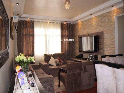 Apartamento, código AP4740 em Praia Grande, bairro Guilhermina