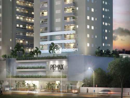 Apartamento, código 1021010704 em Praia Grande, bairro Boqueirão