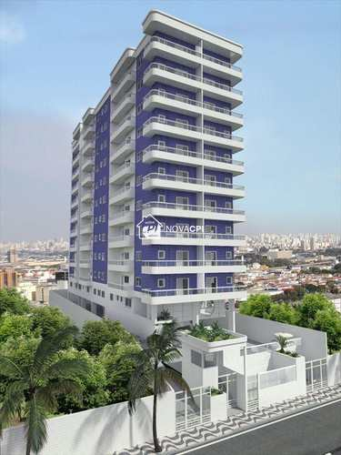 Apartamento, código 1012414100 em Praia Grande, bairro Canto do Forte