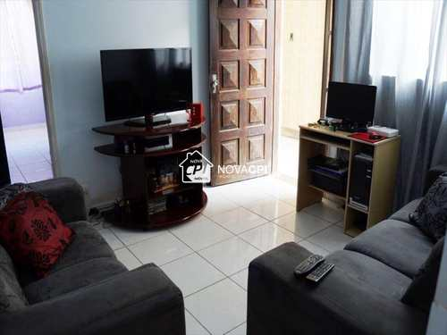 Casa, código CA0662 em Praia Grande, bairro Boqueirão