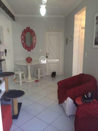 Apartamento, código AP2589 em Praia Grande, bairro Guilhermina