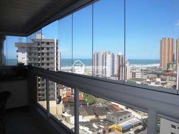 Apartamento, código AP2463 em Praia Grande, bairro Boqueirão