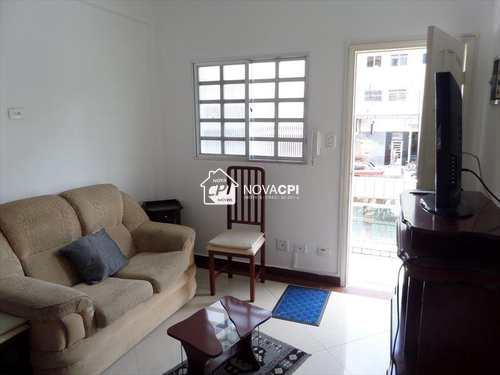 Apartamento, código 0101352601 em Praia Grande, bairro Guilhermina