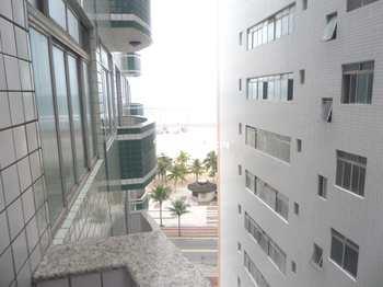 Apartamento, código 0101388001 em Praia Grande, bairro Guilhermina