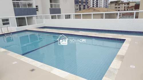 Apartamento, código 01020420000 em Praia Grande, bairro Tupi