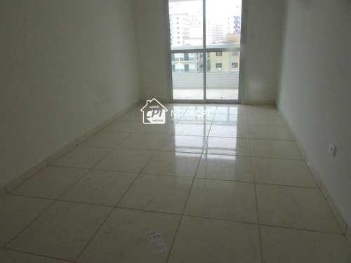 Apartamento, código 010104104 em Praia Grande, bairro Guilhermina