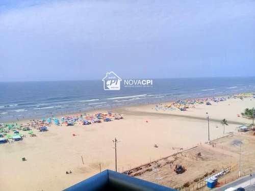 Apartamento, código 0102408700 em Praia Grande, bairro Guilhermina