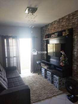 Apartamento, código 0102409501 em Praia Grande, bairro Guilhermina