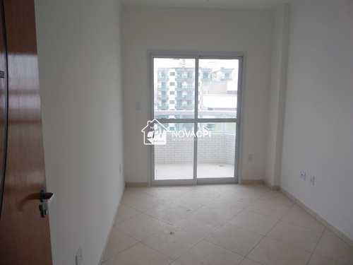 Apartamento, código 010253001 em Praia Grande, bairro Guilhermina