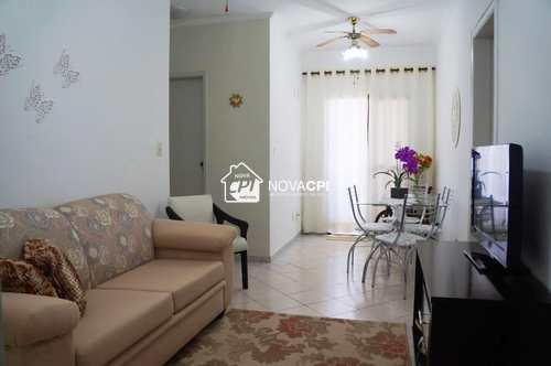 Apartamento, código 0101390300 em Praia Grande, bairro Guilhermina