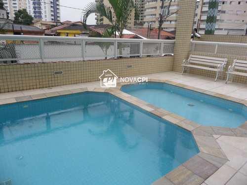 Apartamento, código 0102410801 em Praia Grande, bairro Guilhermina