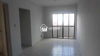 Apartamento, código 0101030500 em Praia Grande, bairro Guilhermina