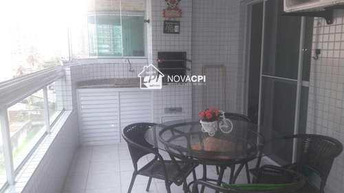 Apartamento, código 0102413304 em Praia Grande, bairro Guilhermina