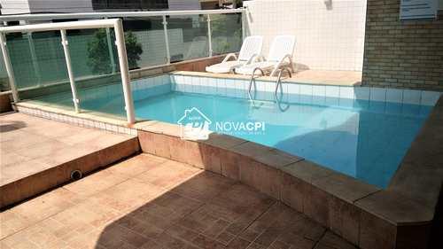 Apartamento, código 0102418000 em Praia Grande, bairro Tupi