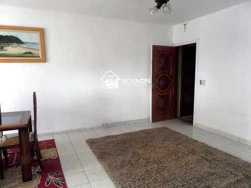 Apartamento, código 0102418401 em Praia Grande, bairro Canto do Forte