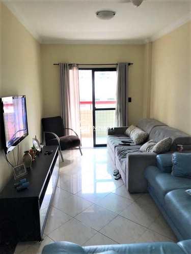 Apartamento, código 0102419600 em Praia Grande, bairro Mirim