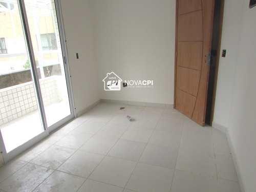 Apartamento, código 010101304 em Praia Grande, bairro Canto do Forte