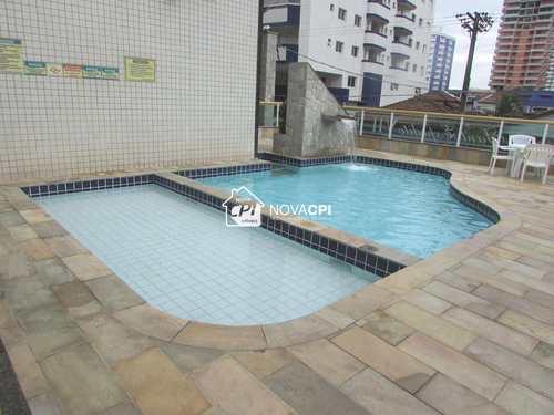 Apartamento, código 0101395804 em Praia Grande, bairro Aviação