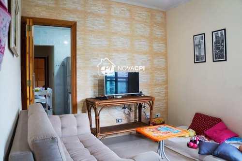 Apartamento, código 0101396200 em Praia Grande, bairro Guilhermina