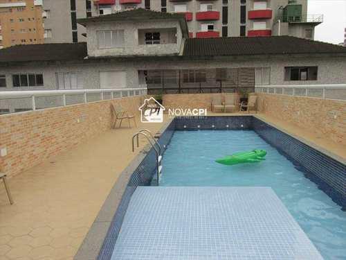 Apartamento, código 0102422704 em Praia Grande, bairro Guilhermina