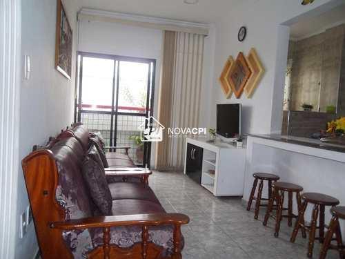 Apartamento, código 0101400000 em Praia Grande, bairro Guilhermina
