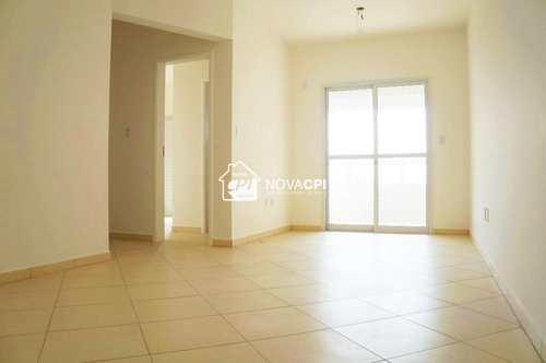 Apartamento, código 0102031000 em Praia Grande, bairro Ocian