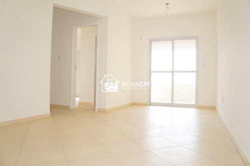 Apartamento, código 0102071000 em Praia Grande, bairro Ocian