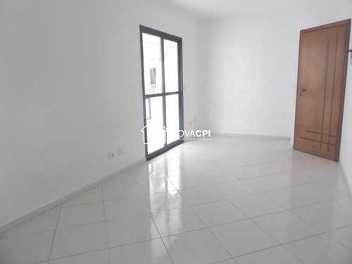 Apartamento, código 010104201 em Praia Grande, bairro Guilhermina