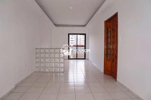 Apartamento, código 0102132000 em Praia Grande, bairro Tupi