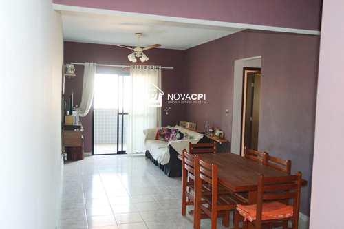 Apartamento, código 0102433400 em Praia Grande, bairro Tupi