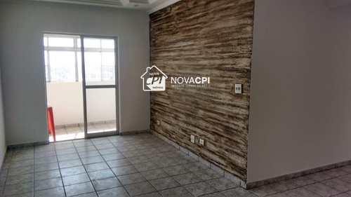 Apartamento, código 0102305000 em Praia Grande, bairro Tupi