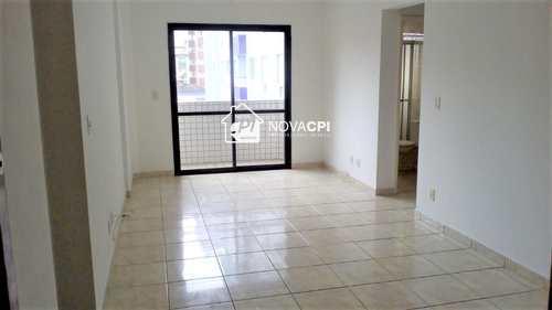 Apartamento, código 0102435800 em Praia Grande, bairro Guilhermina