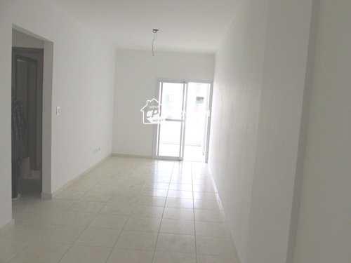 Apartamento, código 010207101 em Praia Grande, bairro Mirim