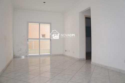 Apartamento, código 010221500 em Praia Grande, bairro Ocian