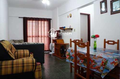 Apartamento, código 0102439200 em Praia Grande, bairro Guilhermina