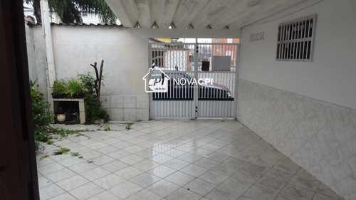 Casa, código 020259000 em Praia Grande, bairro Canto do Forte