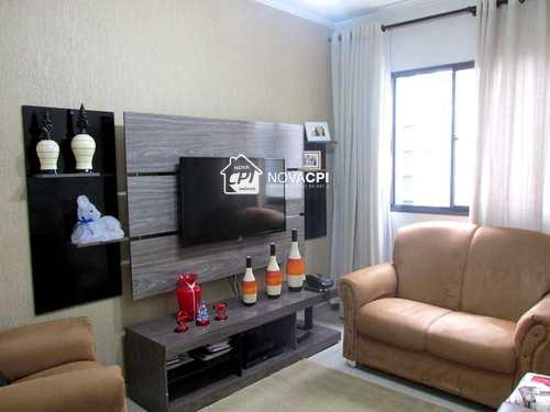 Apartamento, código 0101413401 em Praia Grande, bairro Boqueirão