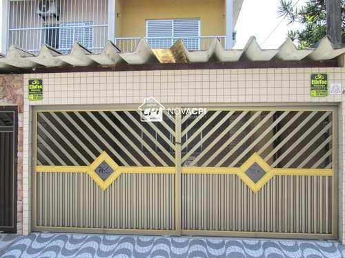 Casa, código 020376601 em Praia Grande, bairro Ocian
