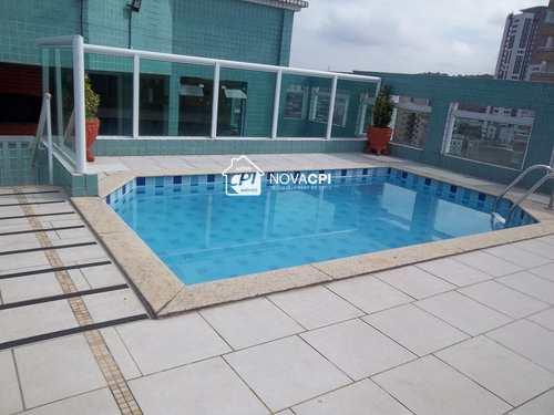 Apartamento, código 0101413700 em Praia Grande, bairro Boqueirão