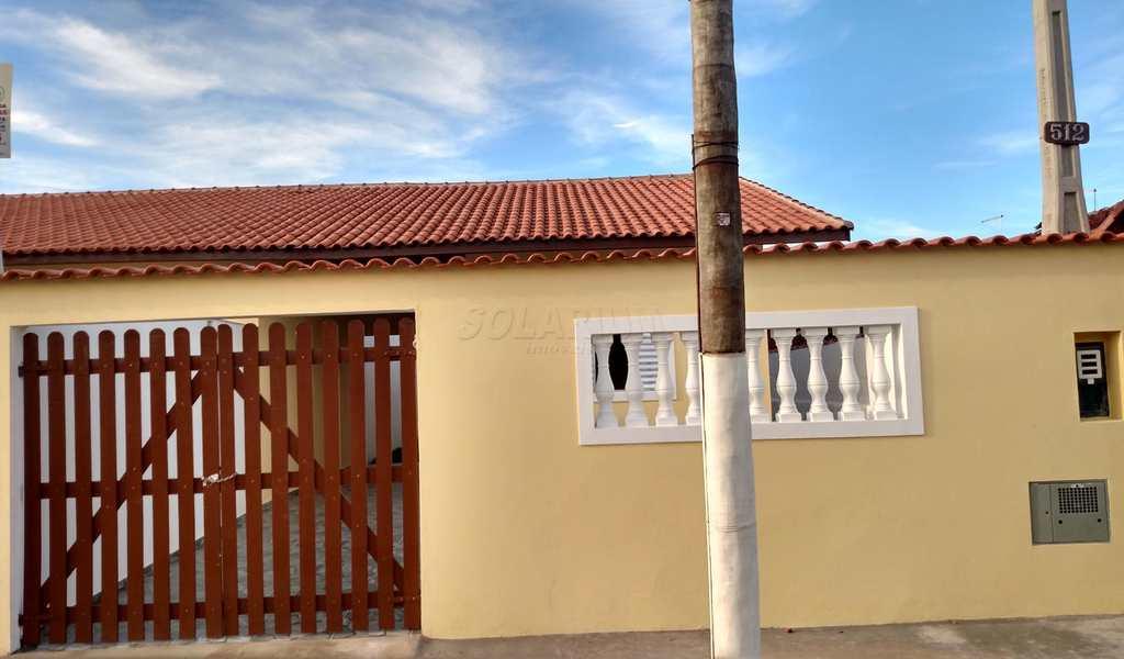 Casa em Itanhaém, bairro Jardim Edel