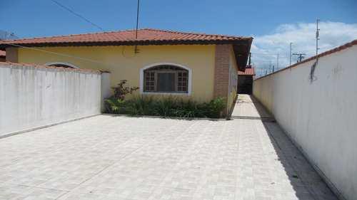 Casa, código 047/49 em Itanhaém, bairro Jardim Edel