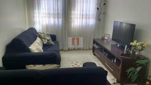 Apartamento, código 992 em São Paulo, bairro Jardim Ângela (Zona Leste)